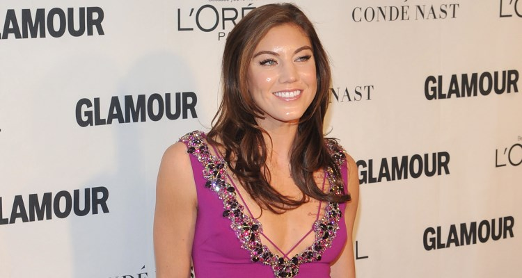 Hope Solo Gets 6-Month Suspension