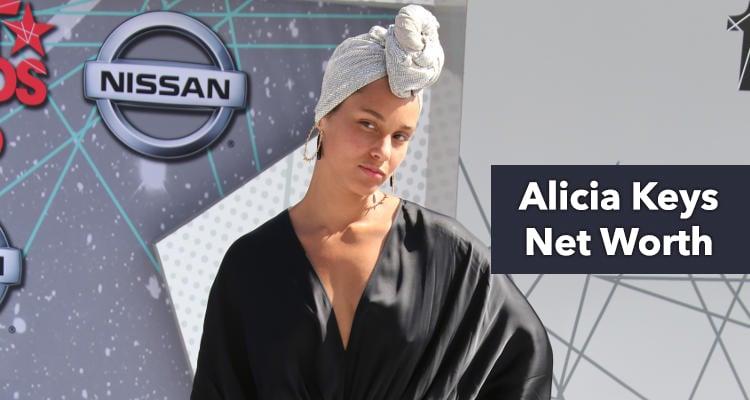 How Rich is Alicia Keys