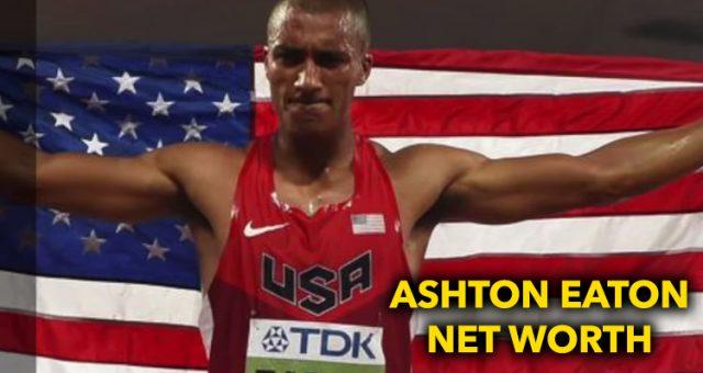 How Rich is Ashton Eaton