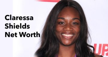 How Rich is Claressa Shields