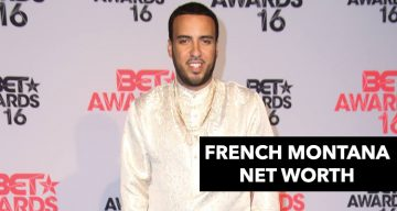 How Rich is French Montana