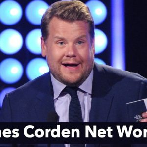 How Rich is James Corden