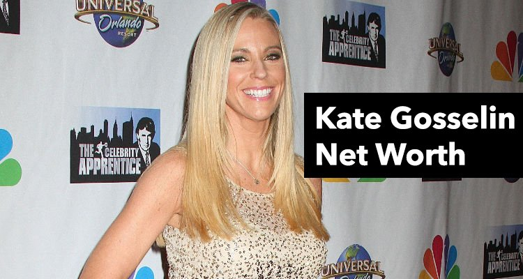 How Rich is Kate Gosselin