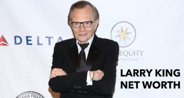How Rich is Larry King