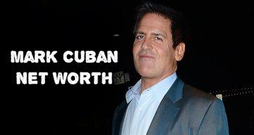 How Rich is Mark Cuban
