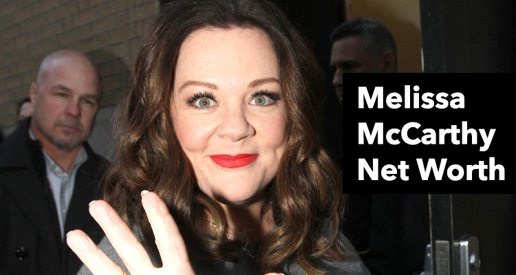 How Rich is Melissa McCarthy