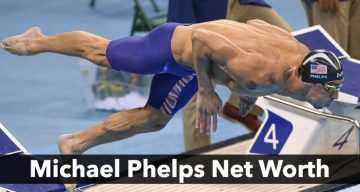 How Rich is Michael Phelps