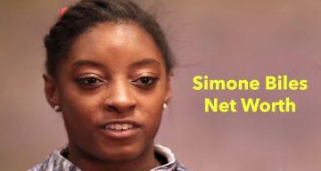 How Rich is Simone Biles