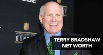 How Rich is Terry Bradshaw
