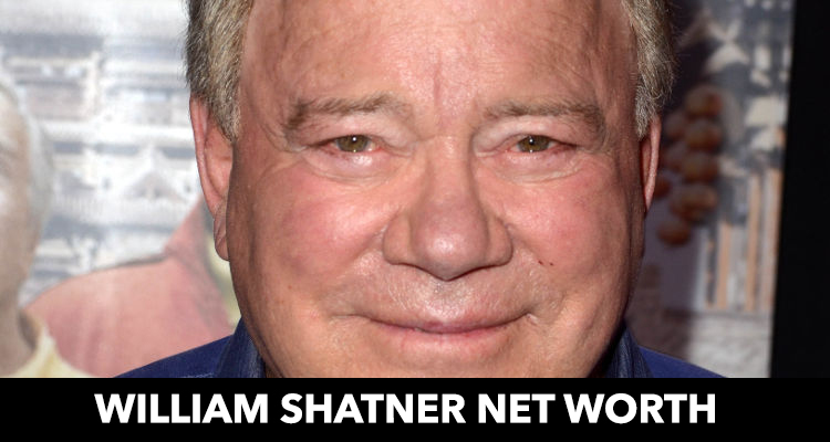 How Rich is William Shatner