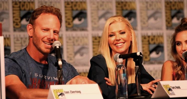 Ian Ziering & Tara Reid, Sharknado Comic Con