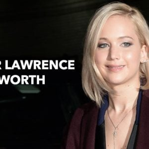 Jennifer Lawrence Net Worth: How Rich is Jennifer Lawrence?