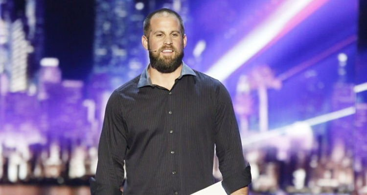 Jon Dorenbos Americas Got Talent