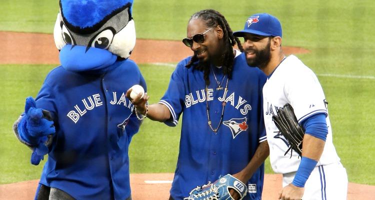Jose Bautista, Jay & Snoop Dogg