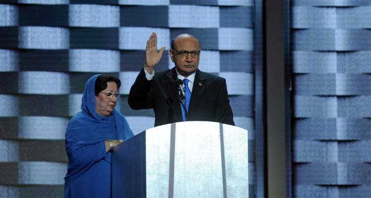 Gold Star families publish open letter condemning Donald Trump