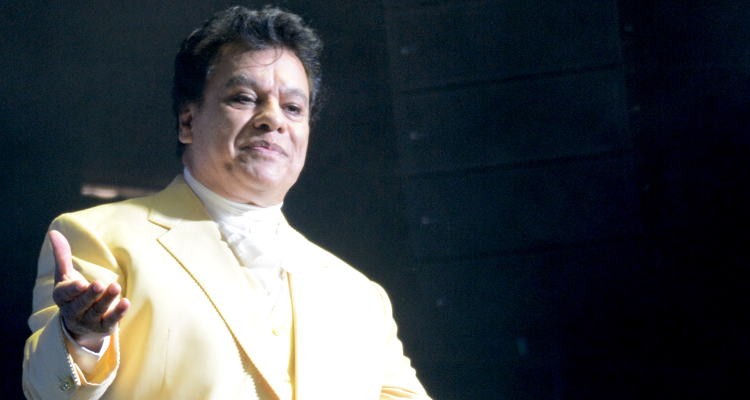 Latin Pop Singer Juan Gabriel Dies At 66