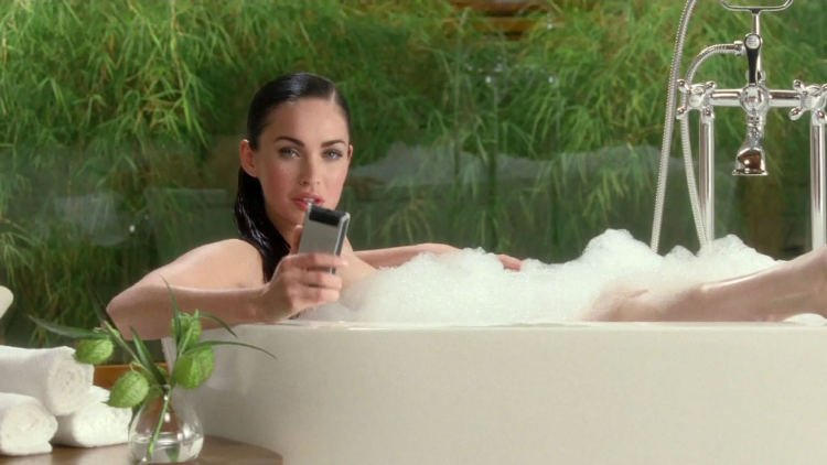 Megan Fox Bathing Pics