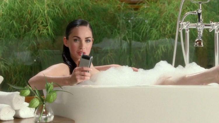 Megan Fox Bathing Pics
