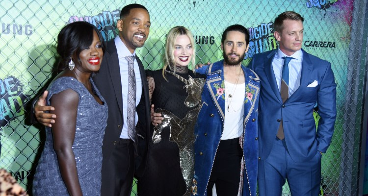 Suicide Squad Cast Paychecks