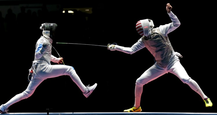 Team USA Fencing, Rio 2016