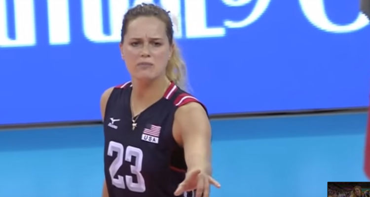 Volleyball: USA women prevail after strong test from the Netherlands