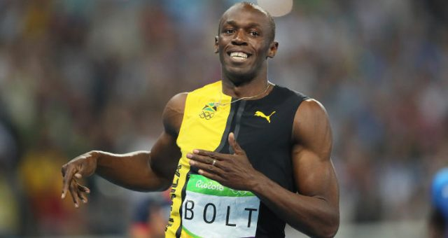 Usain Bolt Family Mother Father
