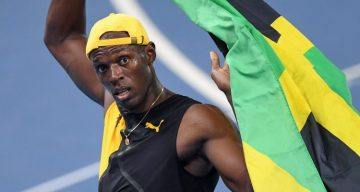 Usain Bolt Speed