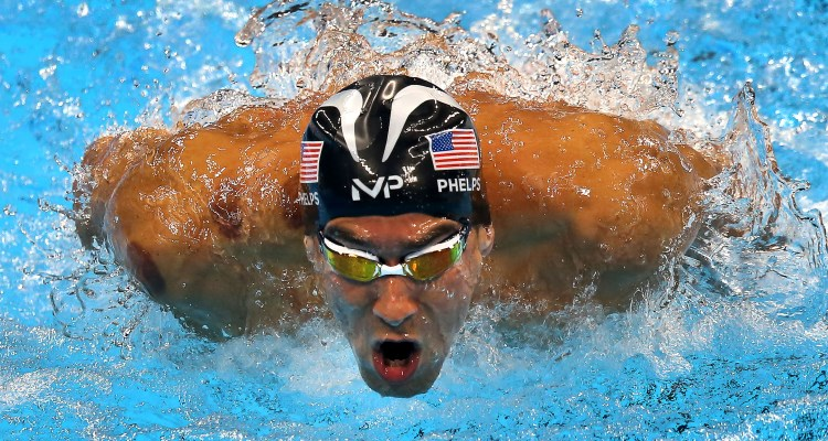When is Michael Phelps Swimming Again