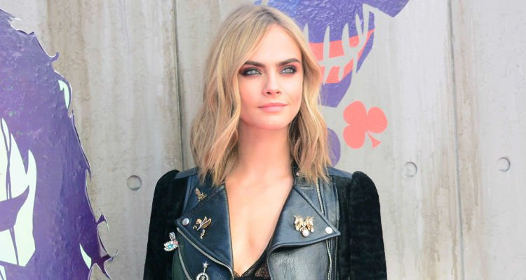 Who is Cara Delevingne dating Now