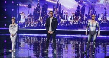 America's Got Talent Voting using the App,Online