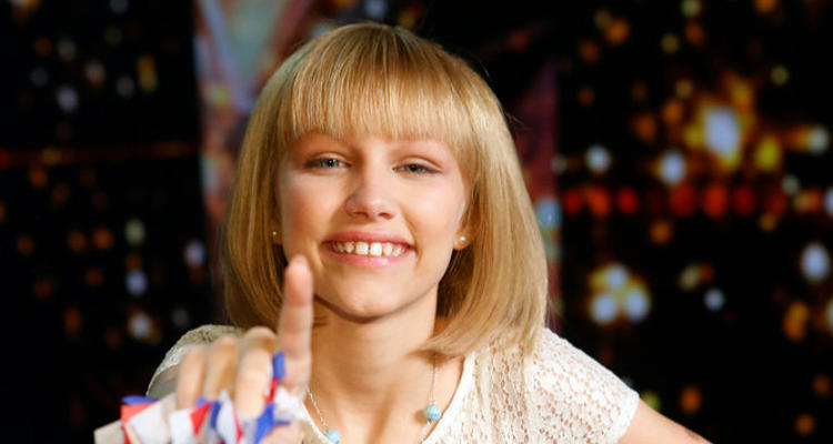 Americas Got Talent 2016 Winner Grace Vanderwaal