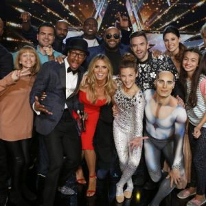 Americas Got Talent Cast 2016