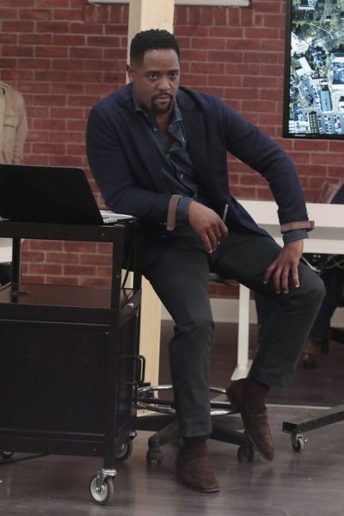 Blair Underwood in Quantico
