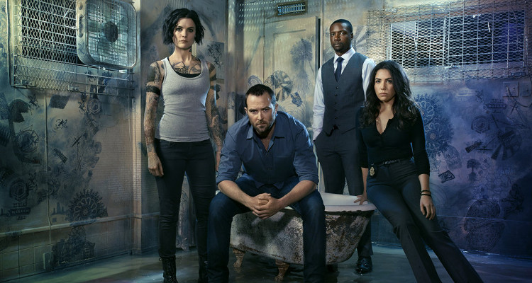 Blindspot Cast
