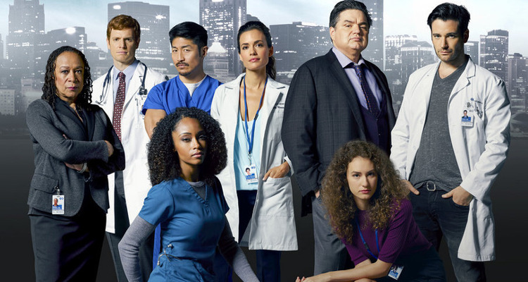 Chicago Med Cast