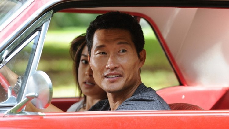 Daniel Dae Kim in Hawaii Five