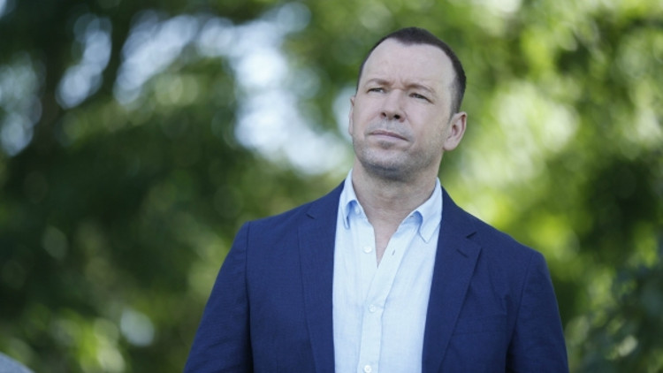 Donnie Wahlberg in Blue Bloods