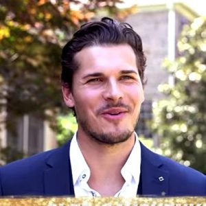 Gleb from Dancing With the Stars