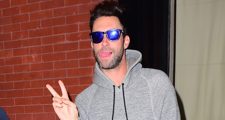 Hottest Photos of Music Industry Sexiest Man Adam Levine