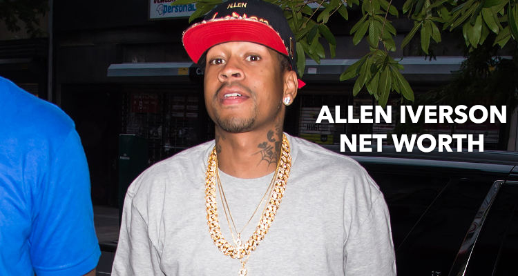 Allen Iverson Net Worth: Is the NBA Hall of Famer Broke?
