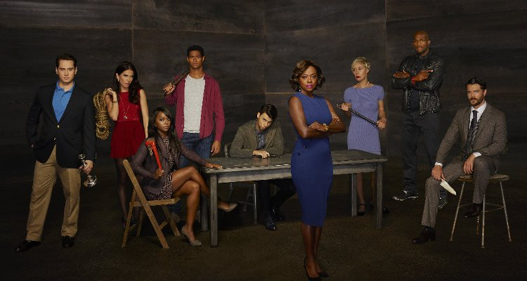 How to Get Away with Murder Season 3 Cast