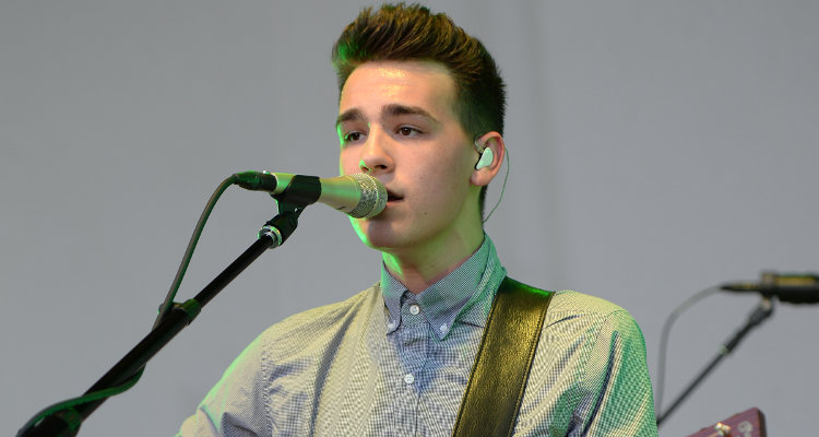 Jacob Whitesides Drops Debut Album