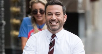 Jimmy Kimmel Get Paid for Hosting the Emmys