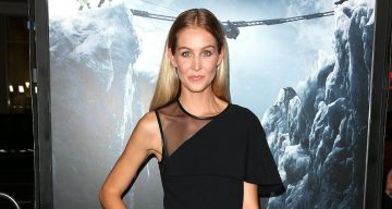 Kathryn Boyd at the premiere of 'Everest'