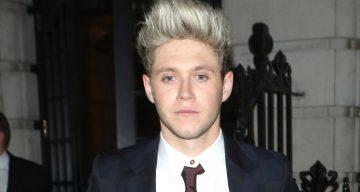 Niall Horan Instagram Hacked