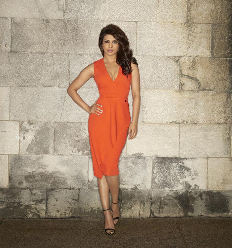 Priyanka Chopra in Quantico