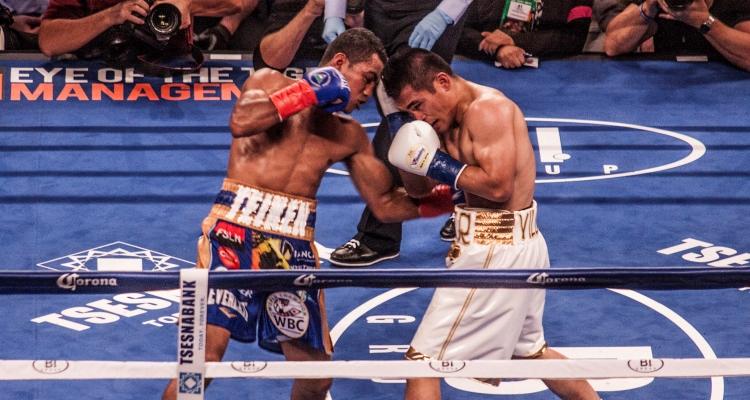 Roman Gonzalez vs Carlos Cuadras