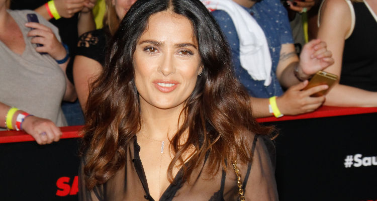 Salma Hayek Birthday