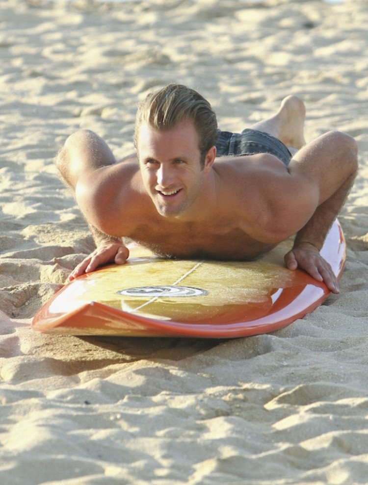 Scott Caan in Hawaii Five