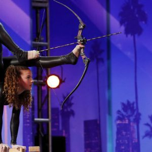 Sofie Dossi Americas Got Talent 2016 Contestant